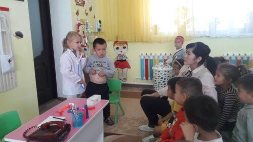 «Роль сюжетно – ролевой игры в социализации ребенка»