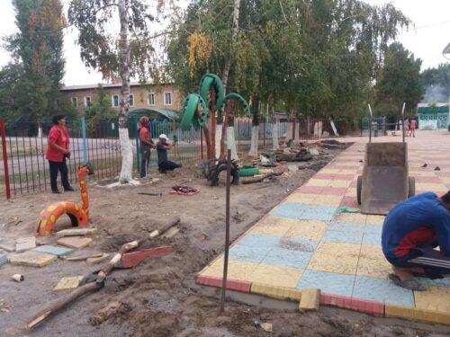 История нашего детского сада